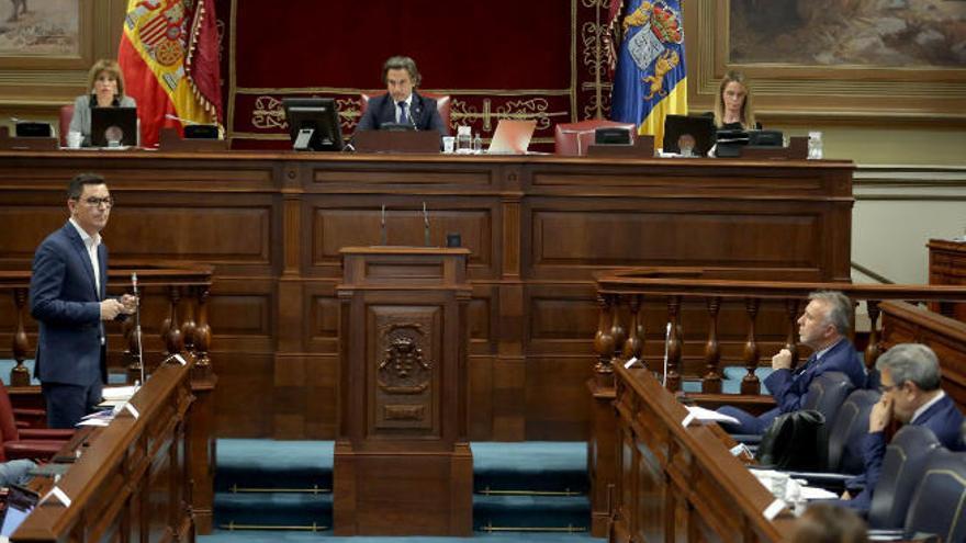 Román Rodríguez descarta un recorte del gasto público por el Covid-19
