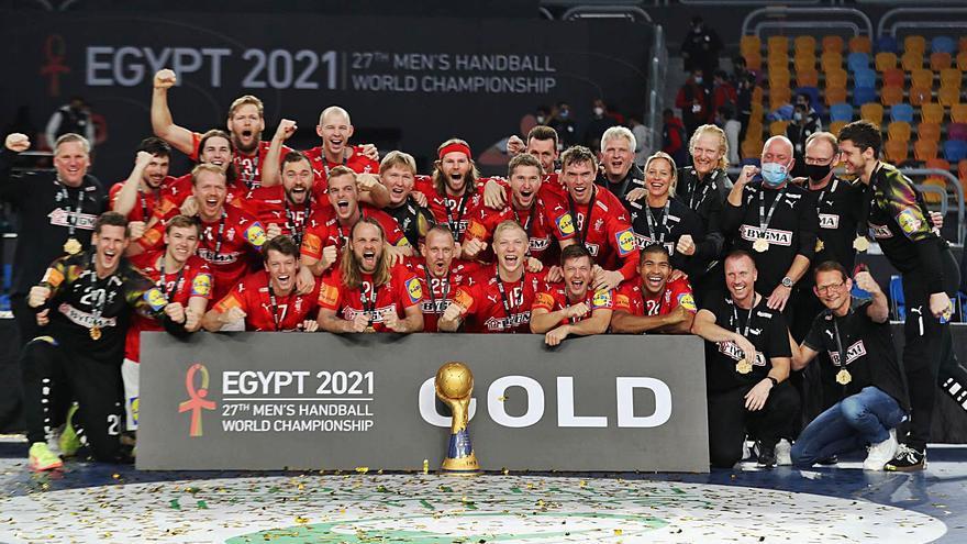 Dinamarca revalida el título ante Suecia