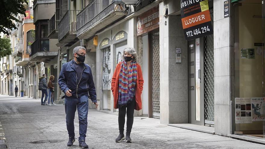 Guanyem vol que Girona es postuli com a candidata pel pla pilot de la renda bàsica universal