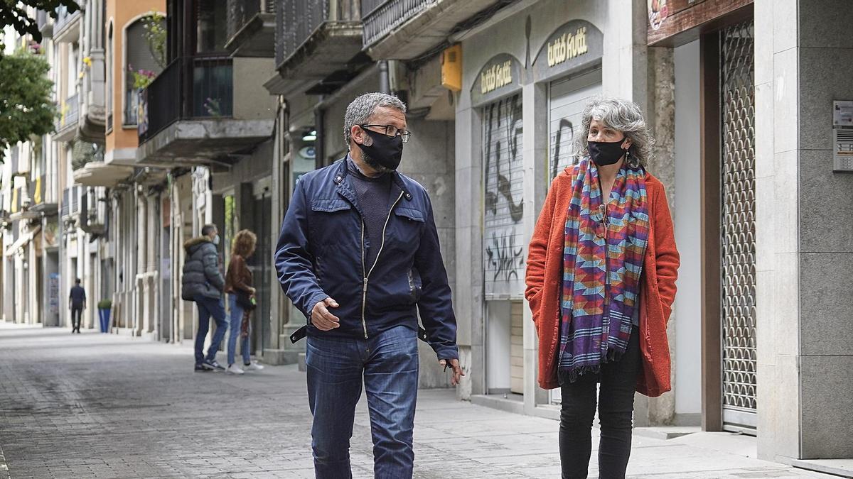Guanyem Girona portarà la moció al ple de dilluns 14 de juny