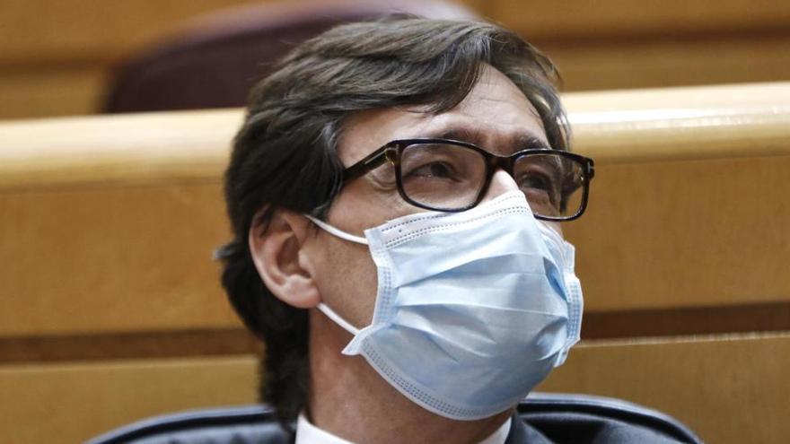 Gobierno y autonomías acuerdan cuatro niveles de riesgo frente a la pandemia