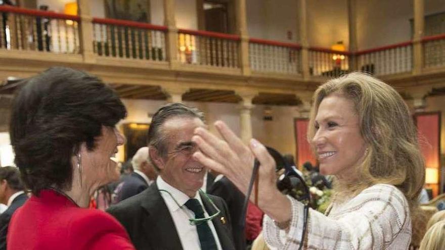 """Alicia Koplowitz y la """"maravillosa"""" colección de la Hispanic Society"""