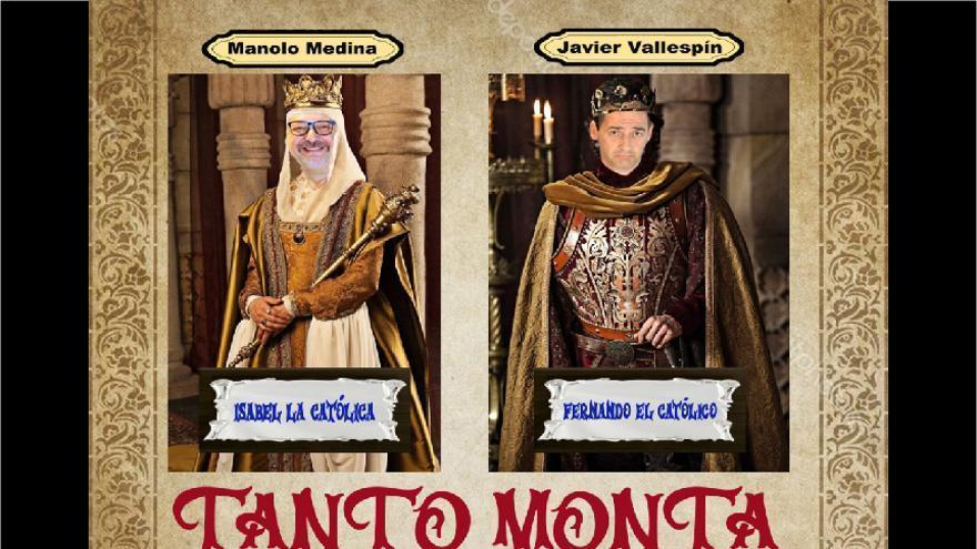 Manolo Medina 'Tanto monta, monta tanto'
