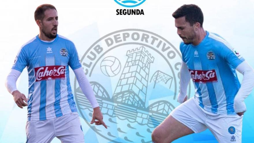 Carlos García y Fernando Pino siguen en el Coria