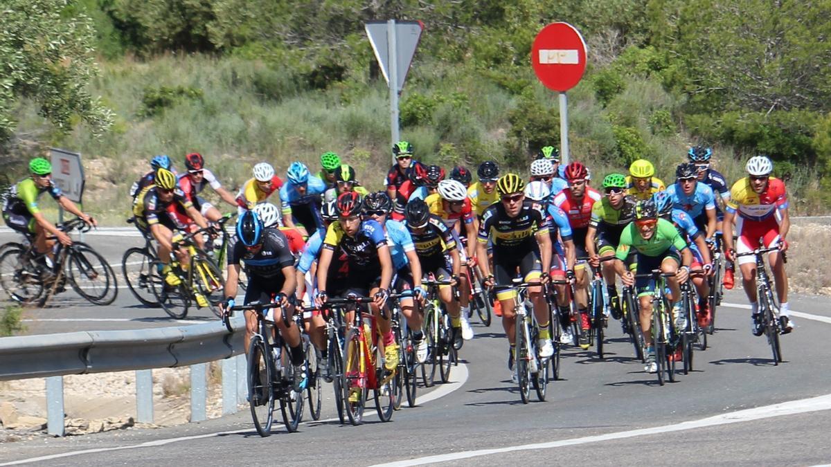 Imagen de la última prueba disputado en la edición del año 2017.