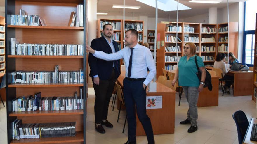 El Ayuntamiento reabre su Biblioteca Municipal tras su remodelación