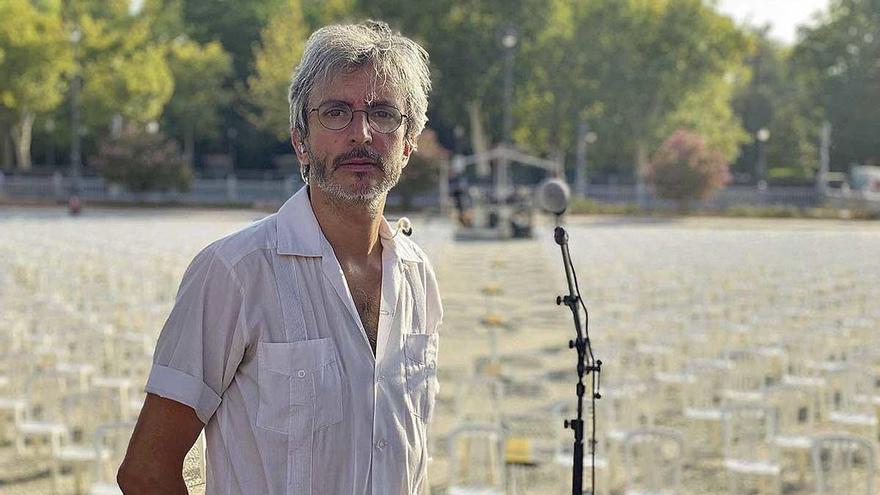 """Xoel López: """"El vértigo es fundamental para seguir creando y que no se apague la llama"""""""