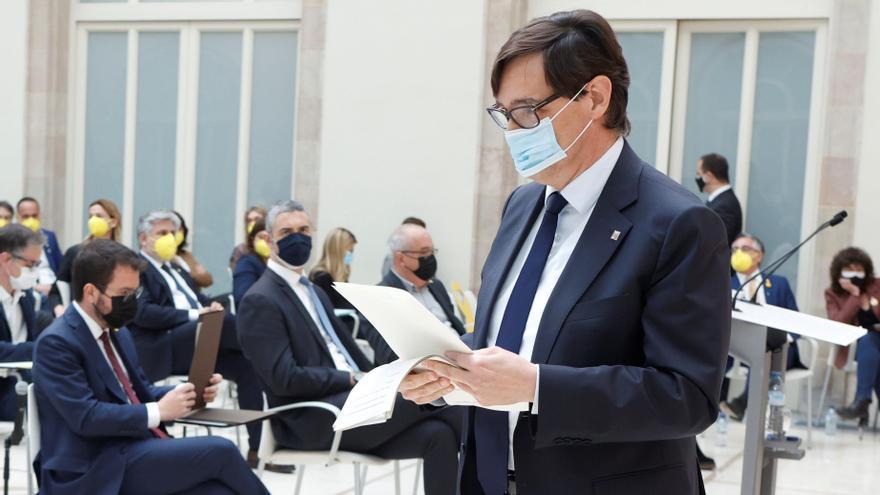"""Illa se ofrece a """"abrir una nueva etapa"""" en Cataluña para no """"repetir un fracaso"""""""