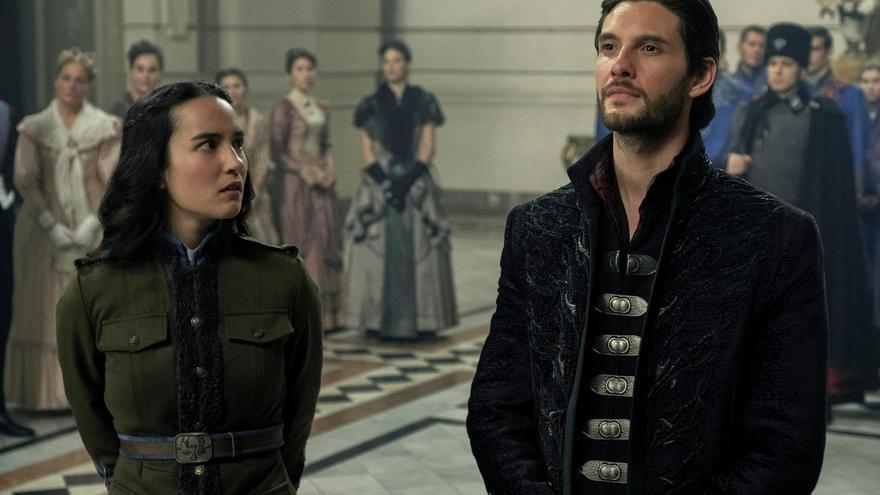 Netflix confirma que habrá segunda temporada de 'Sombra y hueso'