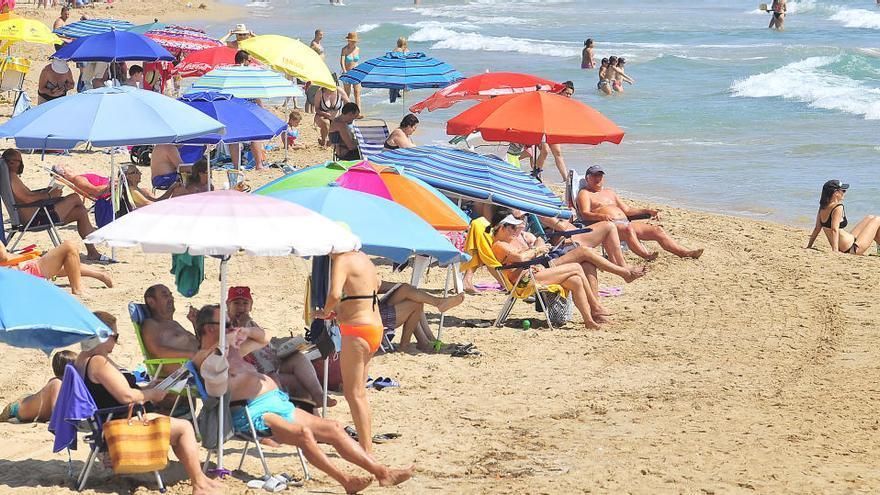 El tiempo en Alicante: Temperaturas calurosas en el interior de la provincia y no tan sofocantes en el litoral