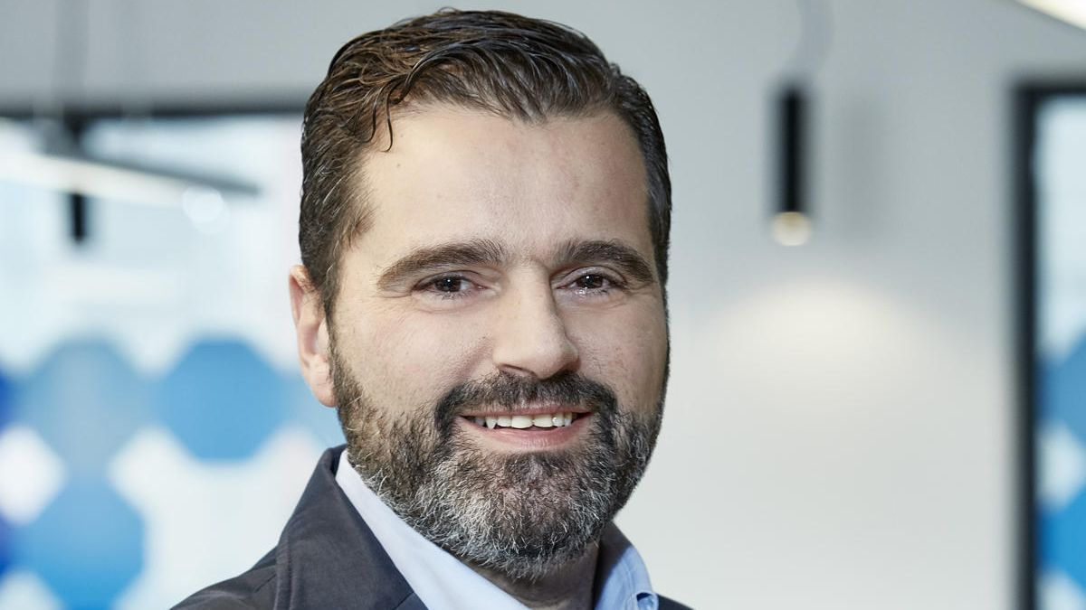 Alberto Gutiérrez, CEO de Aquaservice.