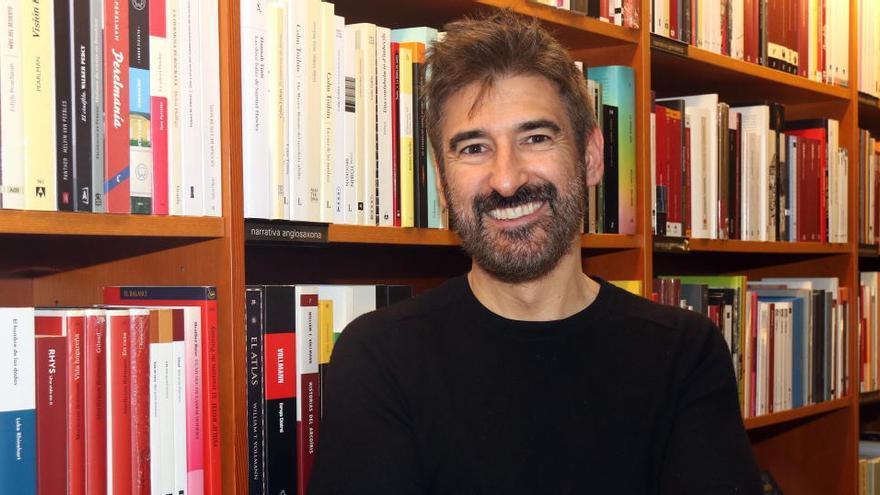 Jordi Campoy reflexiona sobre «les pors internes» en la novel·la 'La cantant de fado'