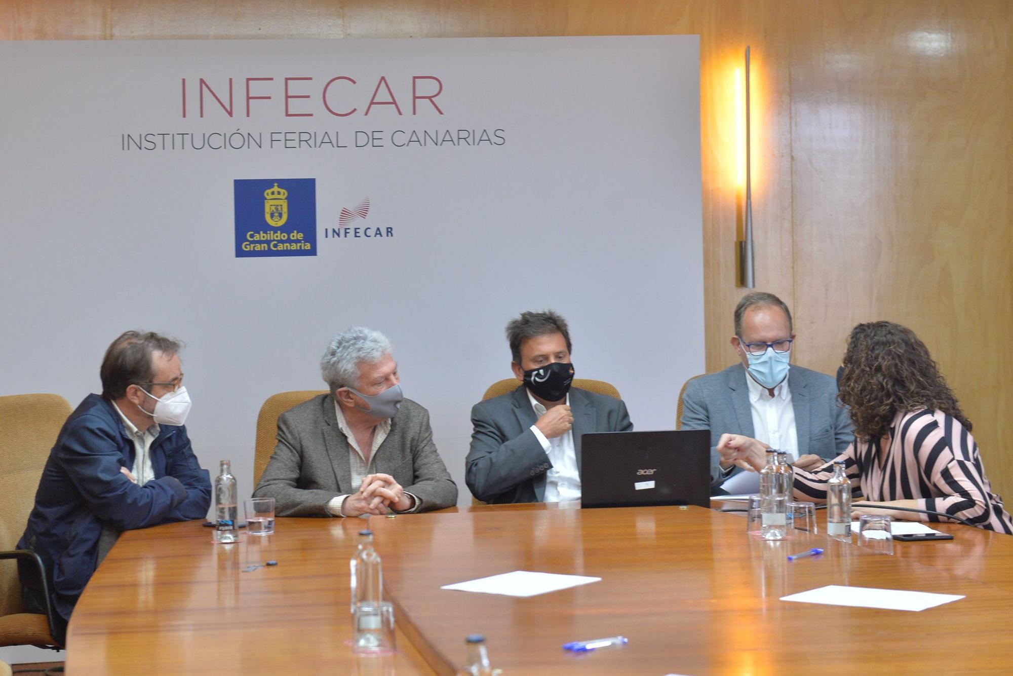 Presentación de la décima edición de la Feria Internacional del Mar FIMAR 2021