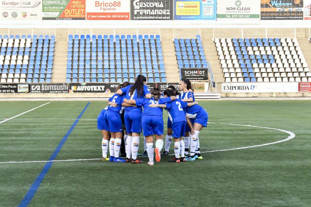 Comença el futbol femení a Vilatenim