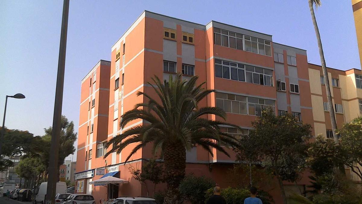 Urbanización Princesa Yballa, donde tuvieron lugar los hechos.