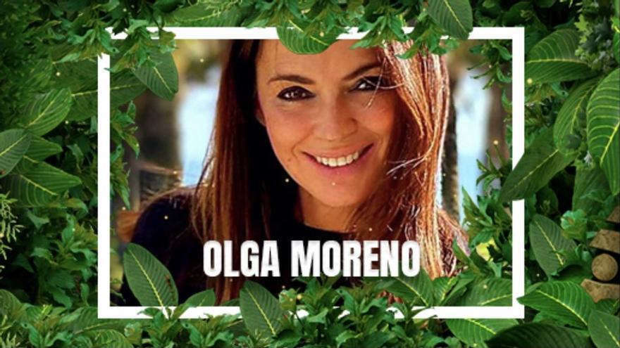 Olga Moreno, mujer de Antonio David Flores, quinta concursante oficial de 'Supervivientes 2021'