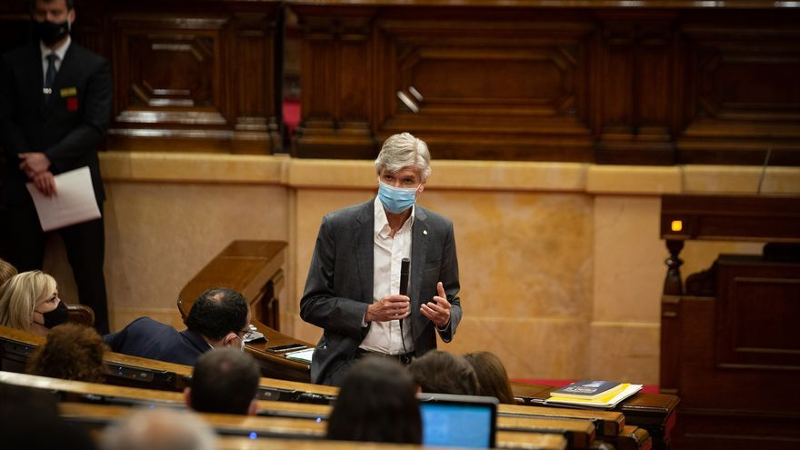 """Argimon diu que per deixar enrere l'epidèmia cal vacunar """"gairebé un 100%"""" de la població"""