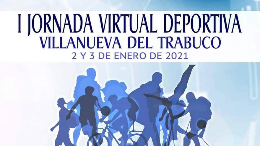Jornada Deportiva Virtual  Villanueva del Trabuco