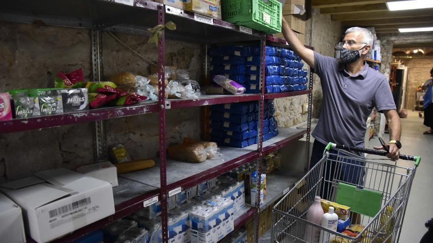 La Fundación la Caixa recauda 73.401 euros para los bancos de alimentos de Málaga