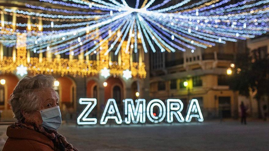Zamora enciende la Navidad