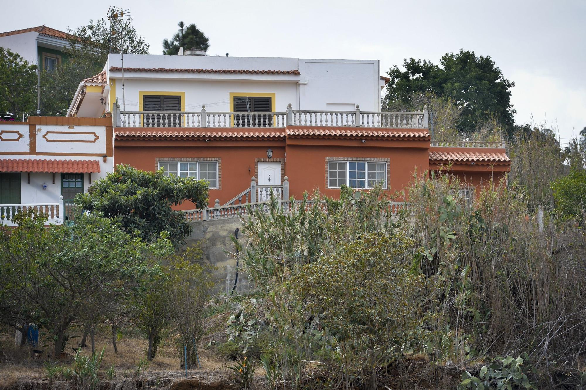 La Guardia Civil registra una vivienda en Teror en relación al taxista desaparecido