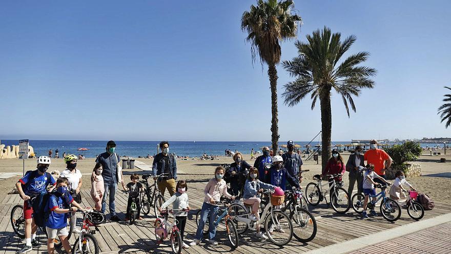 La hora de la verdad para la Málaga que pedalea