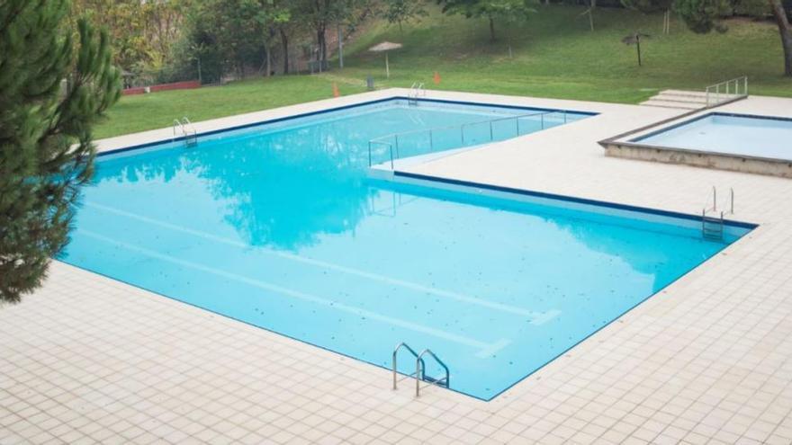 Les piscines municipals de Sant Fruitós de Bages obriran portes el proper divendres 19 de juny