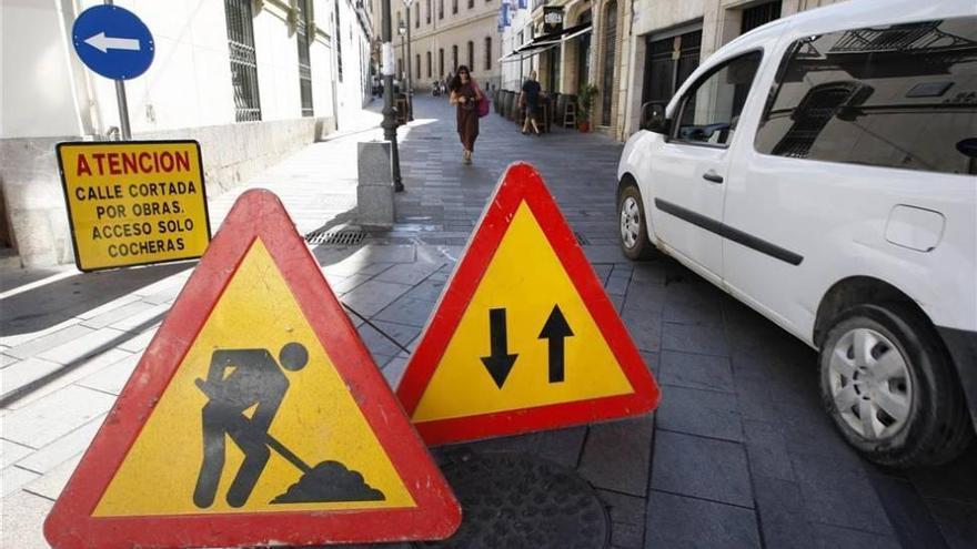 Infraestructuras mejorará el firme de 15 nuevas calles