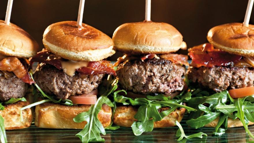 GASTRONOMÍA | Estos son los cinco mejores quesos para hamburguesas