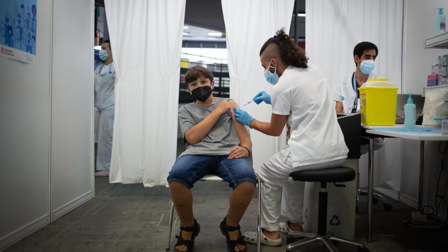 Cuándo vacunan a los jóvenes de entre 16 a 18 años en la Comunitat Valenciana