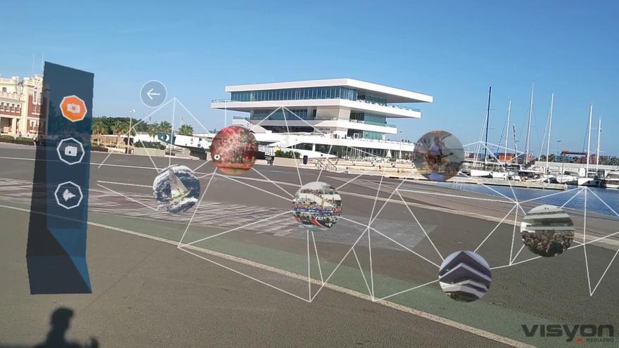 Vive la experiencia virtual de 5G y Orange en València