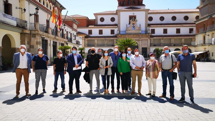 Los municipios de la Plana Baixa impulsarán planes de empleo conjuntos