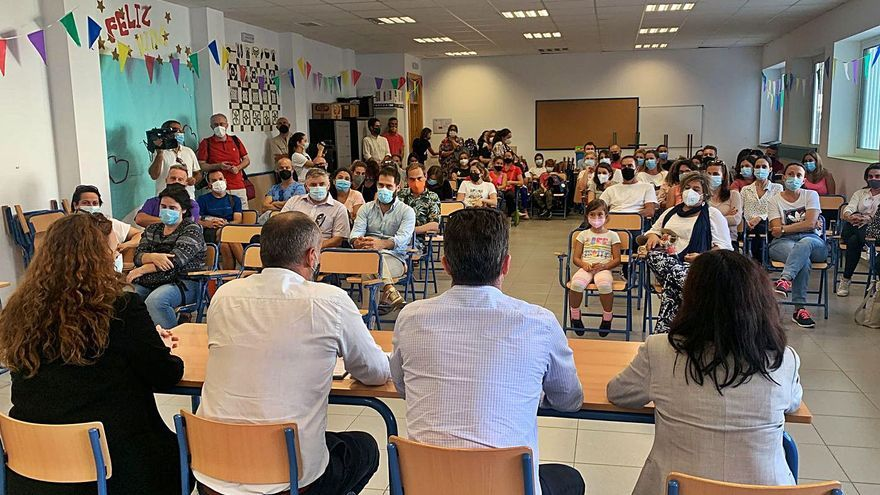 Anuncian manifestaciones en enero si se retrasa el instituto de Las Chapas