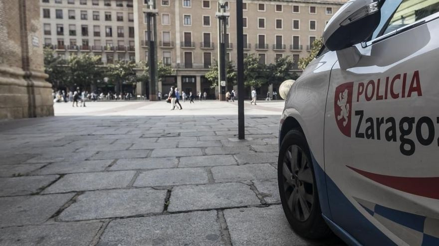 Dos detenidos en Zaragoza por violencia doméstica