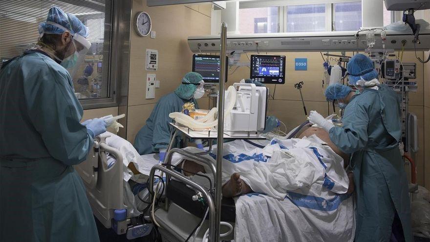 Muere un mes después de dejar la UCI el paciente que más tiempo estuvo ingresado