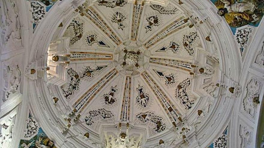 El deterioro de la cúpula de Rionegro