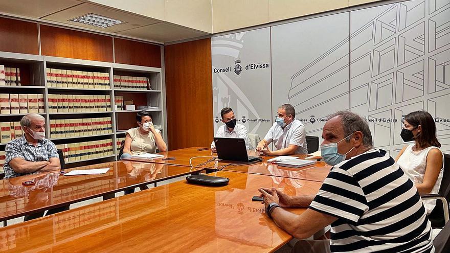 La reforma del primer cinturón de Ibiza se encarece un 30% por el nuevo acceso al Cetis