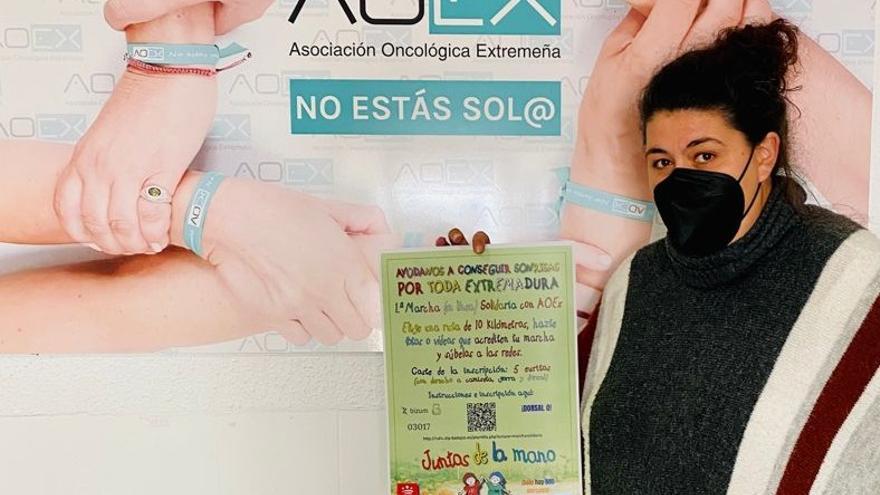 AOEX organiza una marcha solidaria para su proyecto de oncología infantil