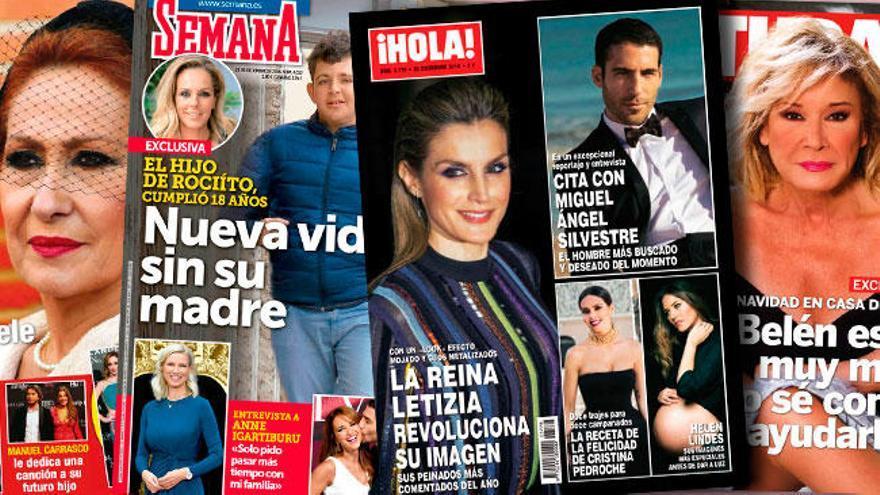 Paula Echevarría y Miguel Ángel Silvestre se separan