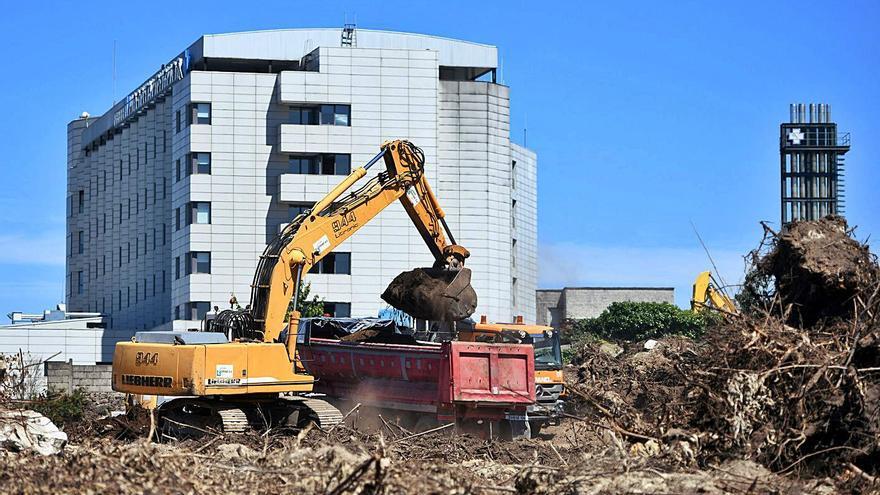20.000 m2 más de expropiaciones para el hospital único