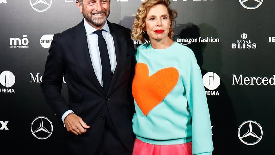 Ágatha Ruiz de la Prada rompe su relación con Luis Gasset
