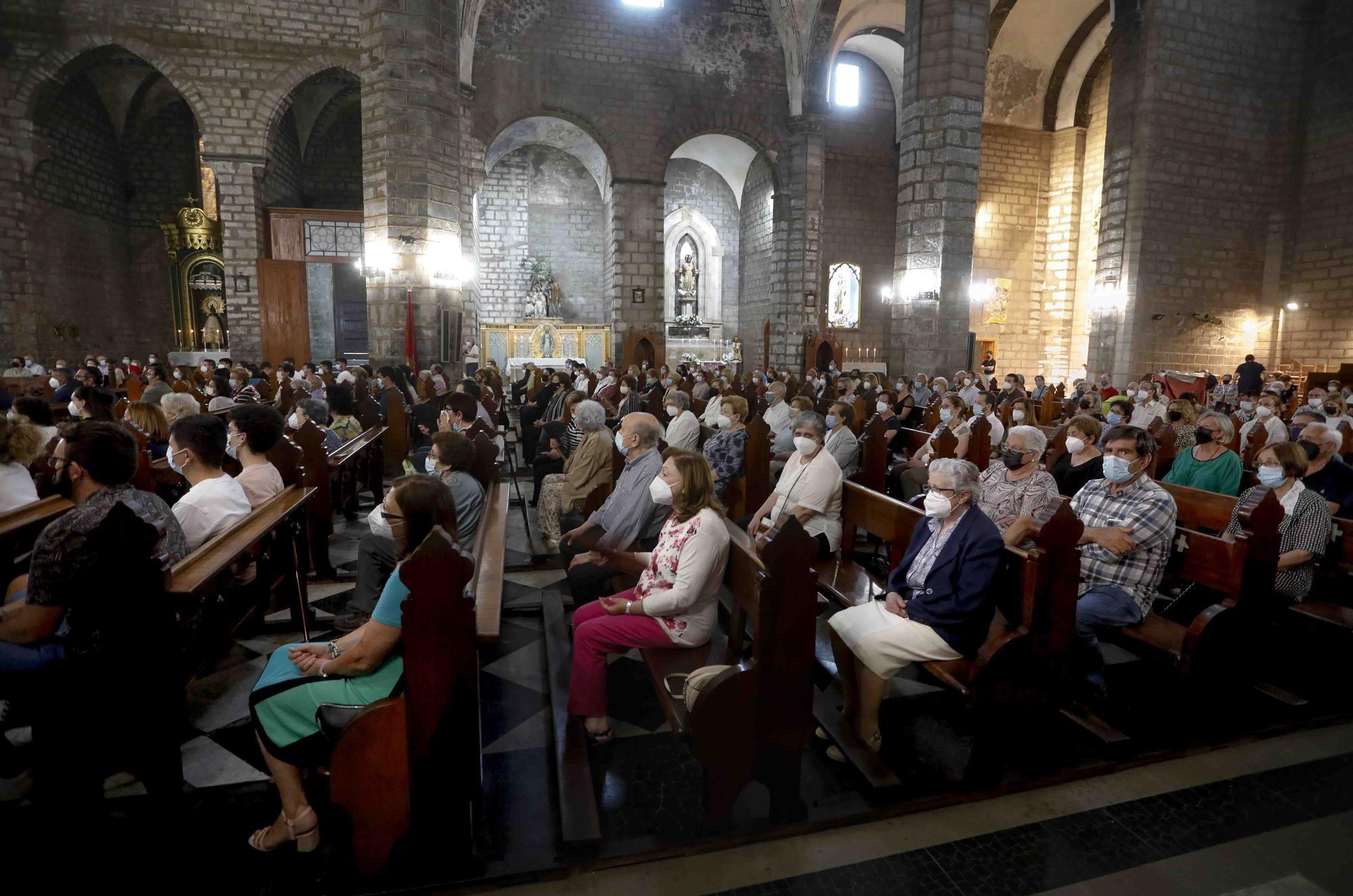"""Sagunt celebró la """"Viutava"""", una festividad que se mantiene viva en la ciudad después de 400 años."""