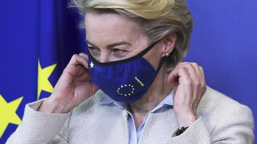 La UE, dispuesta a debatir sobre levantar las patentes de las vacunas contra el coronavirus