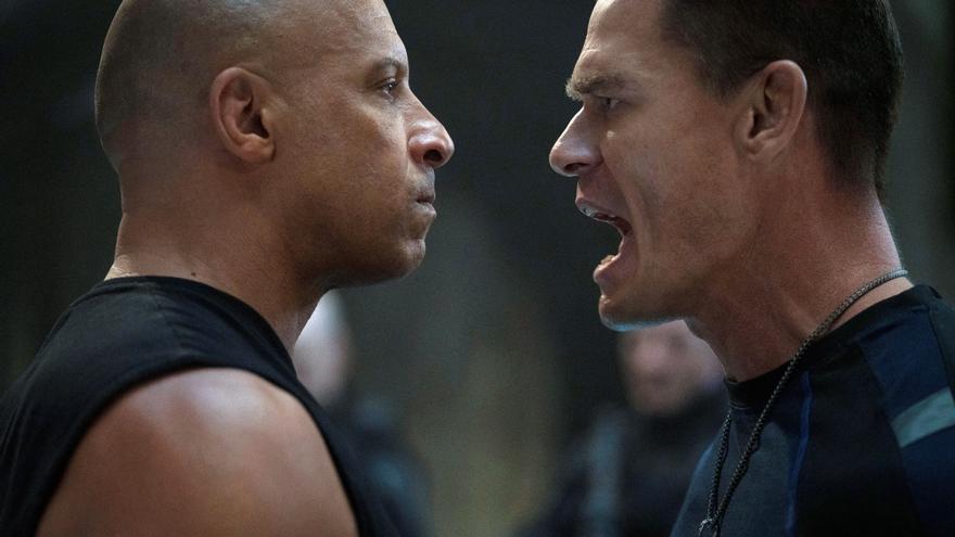 """John Cena debuta en 'Fast & Furious': """"Hacer de villano me emocionó el doble"""""""