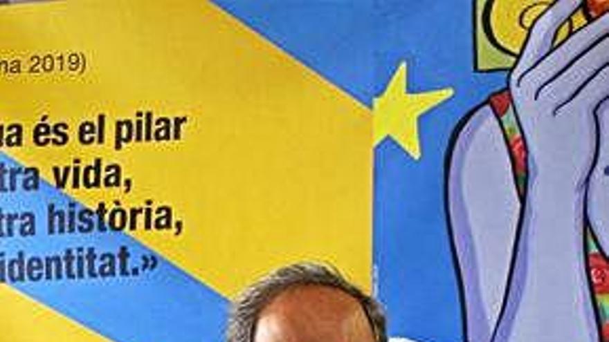 """Torra pide al secesionismo volver a la """"confrontación"""" y a la ruptura con España"""