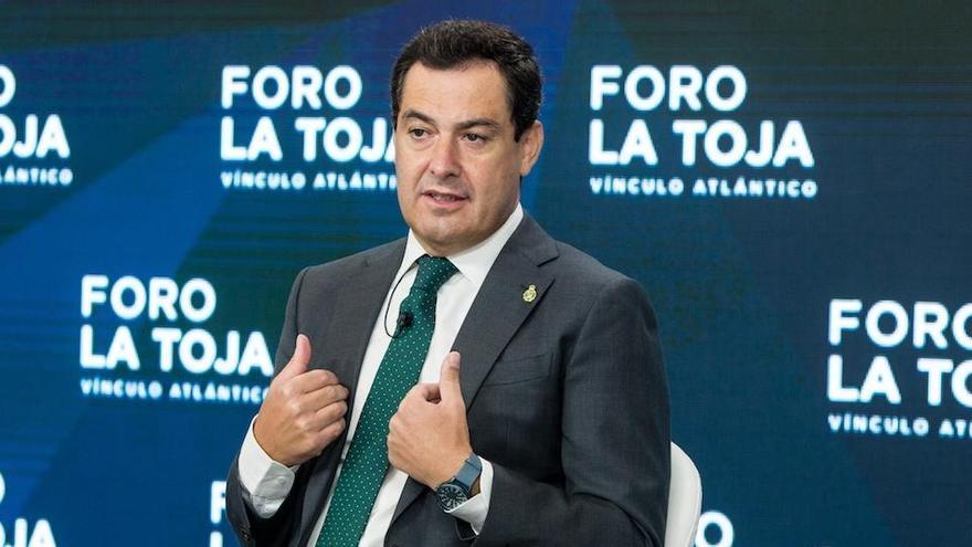 El debate del estado de la comunidad andaluza, antes del 26 de octubre