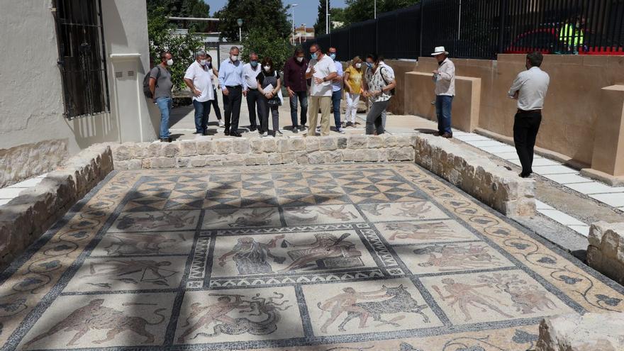 Llíria saca a la luz un nuevo recinto funerario encontrado en la Unió Musical