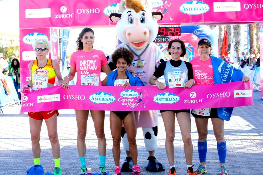 Búscate en la Carrera de la Mujer Valencia 2018