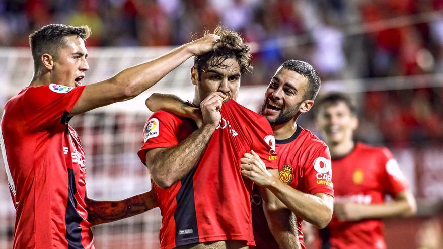 El Real Mallorca afronta su ascenso menos agónico