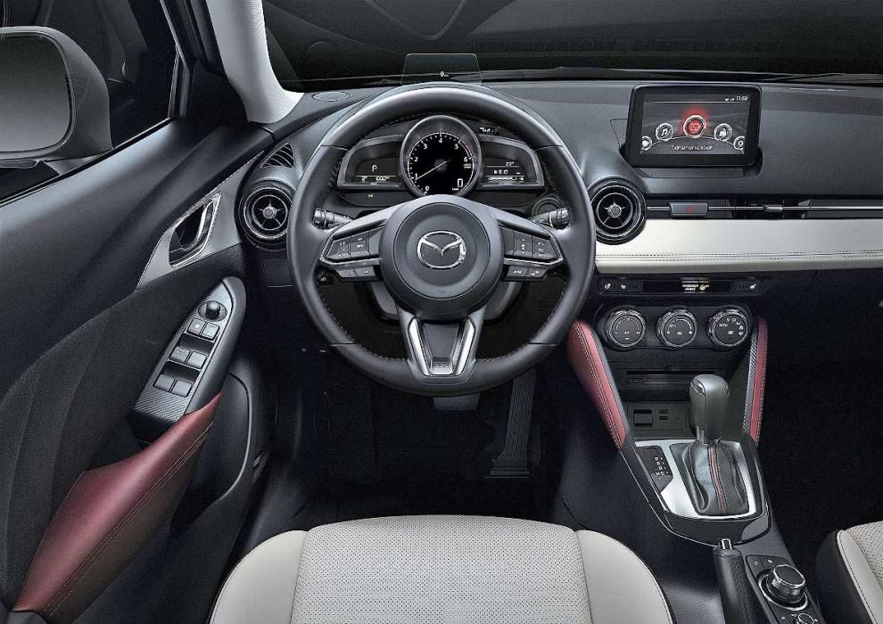 Mazda CX-3 Crossover
